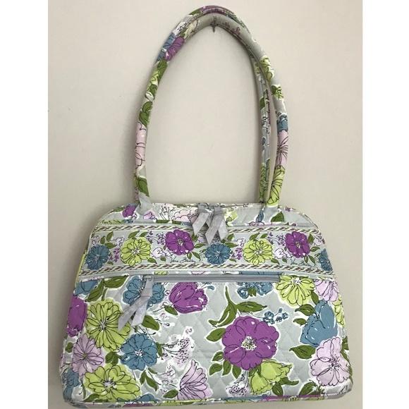 Vera Bradley Handbags - Vera Bradley Watercolor Shoulder Bag Handbag